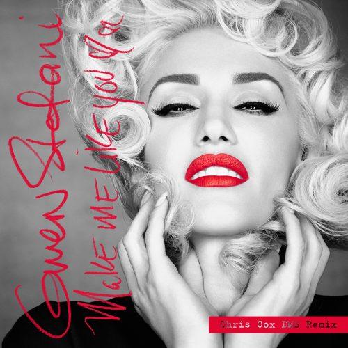 Gwen Stefani MMLY CHRIS COX Cover