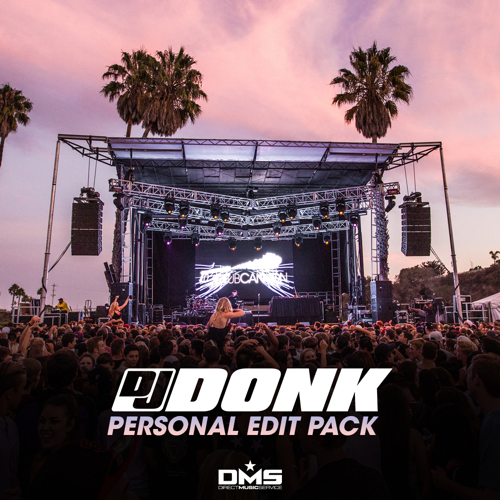 DMS EXCLUSIVE: DJ Donk Personal Edit Pack – Direct Music Service
