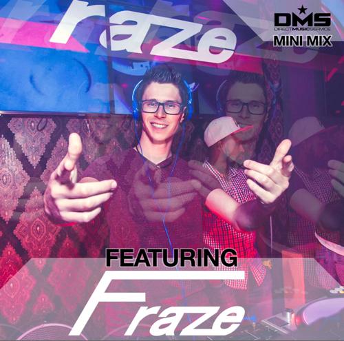 MIX: DMS MINI MIX WEEK #263 FRAZE – Direct Music Service