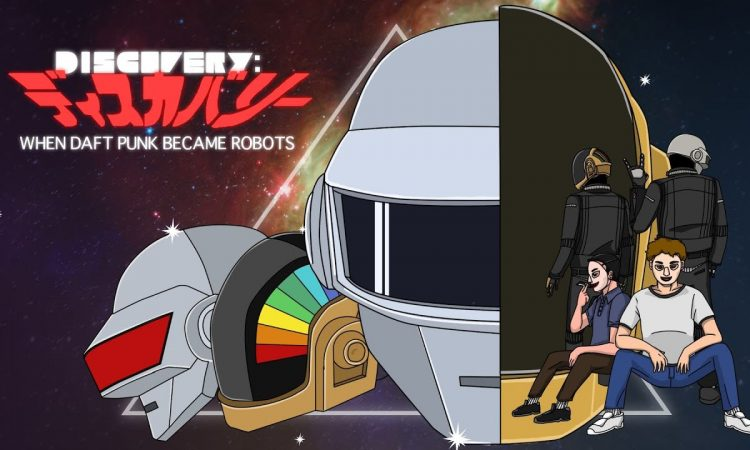 A Look Back At Discovery When Daft Punk Became Robots