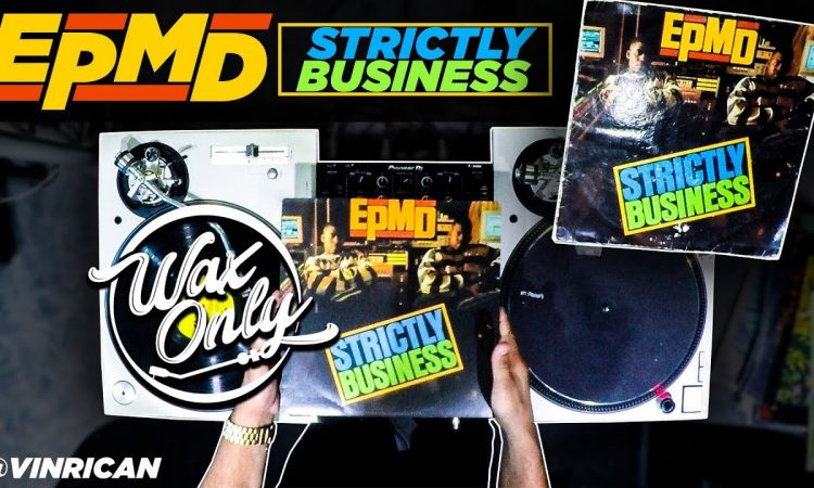 Discover Classic Samples On EPMD's 'Strictly Business'
