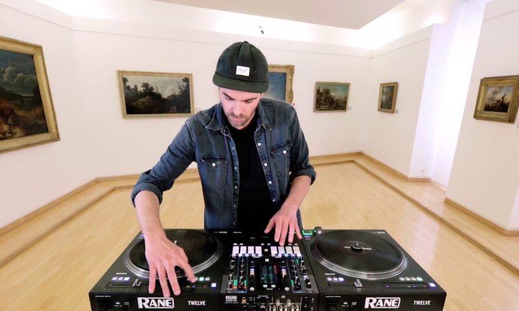 DJ LigOne Performance on Rane Twelve and Seventy-Two
