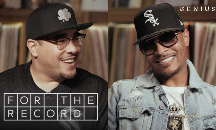 T.I. Interview