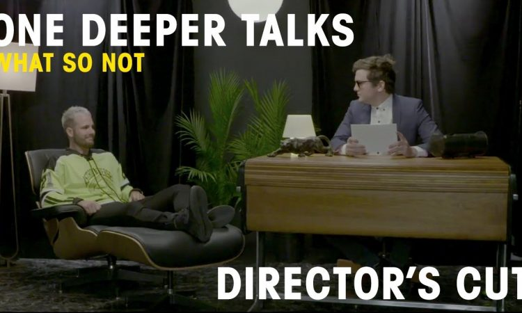 What So Not vs. Dillon Francis - One Deeper Interview