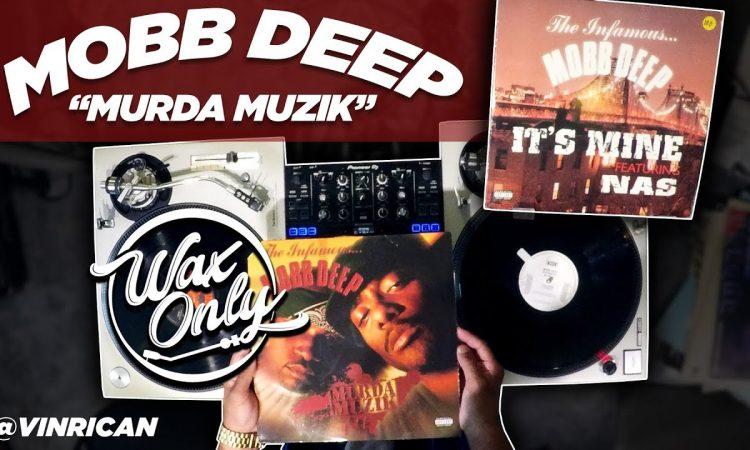 "Discover Classic Samples On Mobb Deep's ""Murda Muzik"""