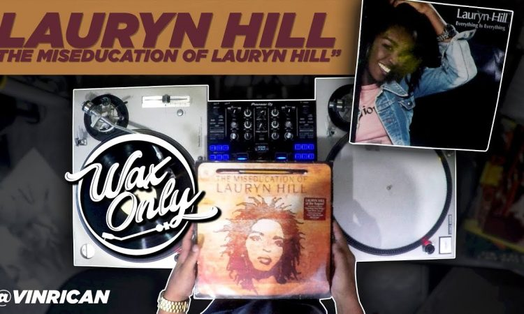 """Discover Samples Used On Lauryn Hill's """"The Miseducation of Lauryn Hill"""""""