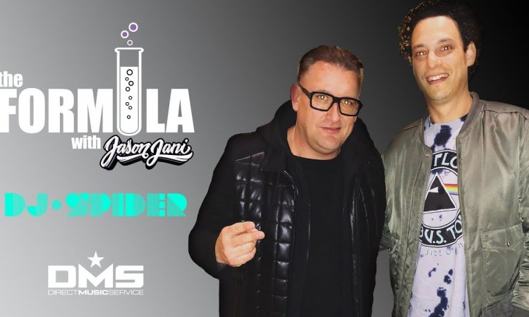 The Formula: DJ Spider (Full Interview)