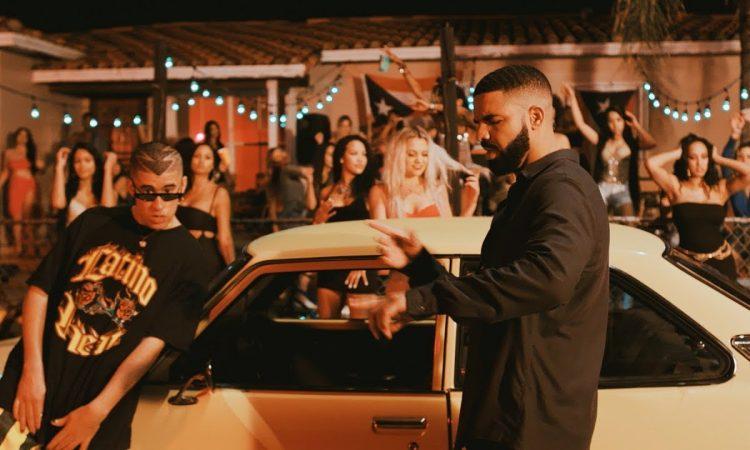 Bad Bunny feat. Drake - Mia