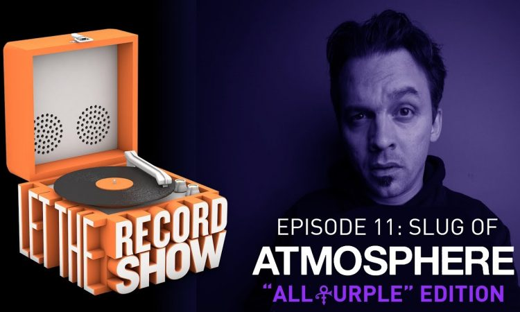 Let the Record Show Ep. 11: Atmosphere's Slug (All Purple Edition)