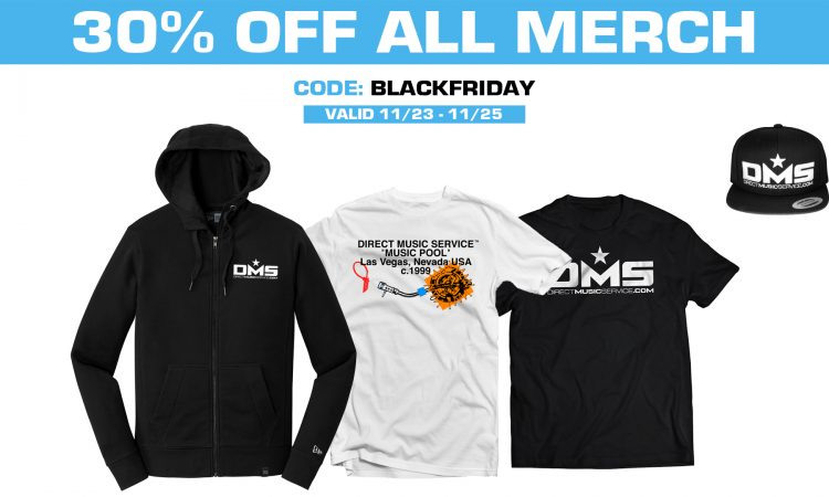 Black Friday Special - 30% OFF ALL MERCH TILL SUNDAY