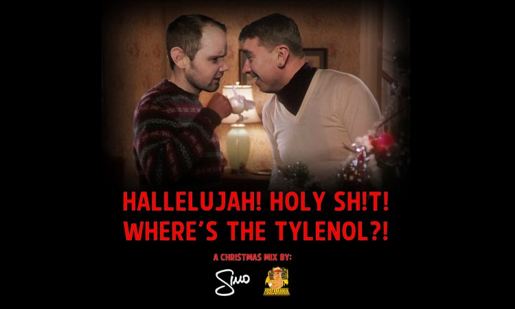 Fuseamania & Simo - Hallelujah! Holy Sh!t! Where's The Tylenol?!