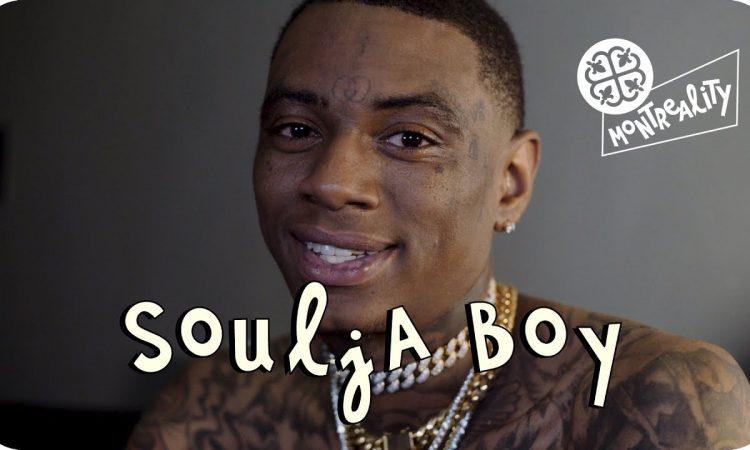 Soulja Boy Interview