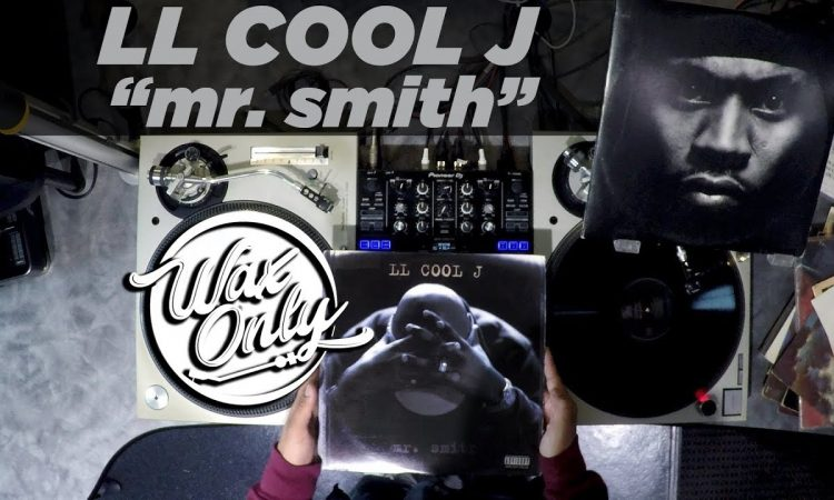 """Discover Samples Used On LL Cool J's """"Mr Smith"""""""