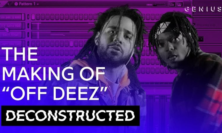 """The Making Of JID & J. Cole's """"Off Deez"""" With CHASETHEMONEY"""