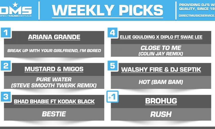 DMS Top 5 Picks Of The Week – 2/8/2019