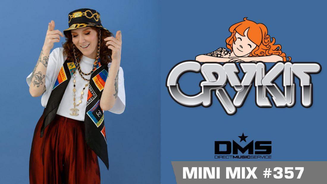 MINI MIX WEEK #357 DJ CRYKIT
