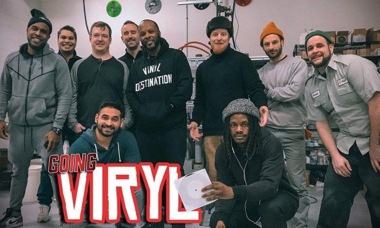 DJ Jazzy Jeff | Going Viryl
