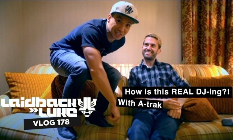 How is this REAL DJ-ing?! With A-trak