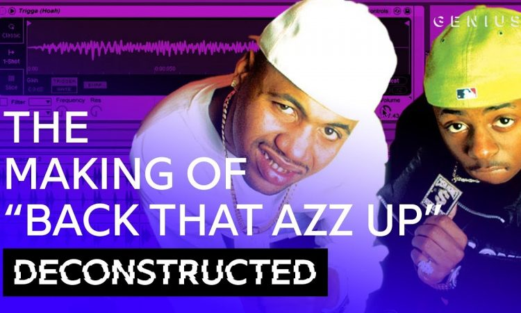 """The Making Of Juvenile's """"Back That Azz Up"""" With Mannie Fresh 