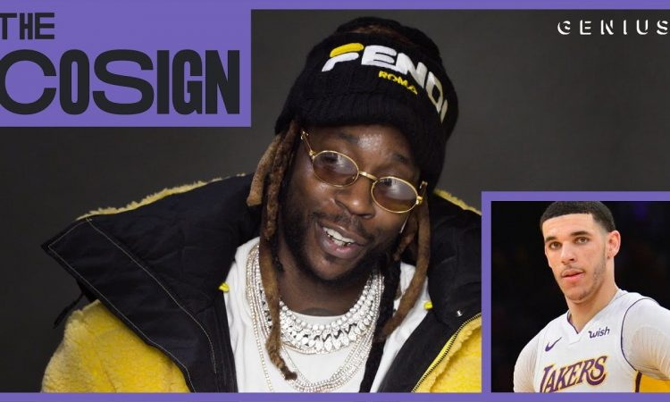 2 Chainz Reacts To Rapping NBA Stars   The Cosign   Genius