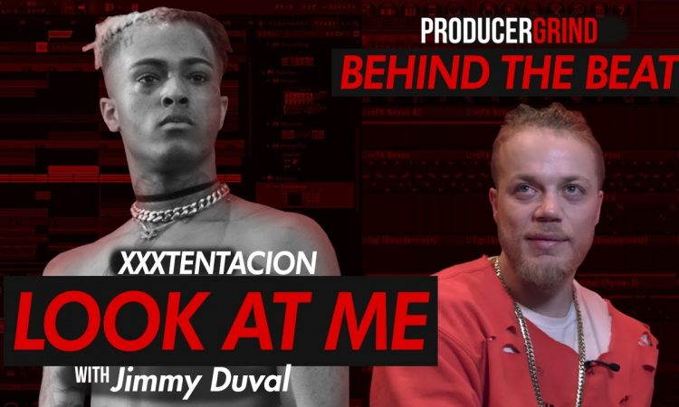 """The Making of XXXTentacion """"Look At Me"""" w/ Jimmy Duval"""