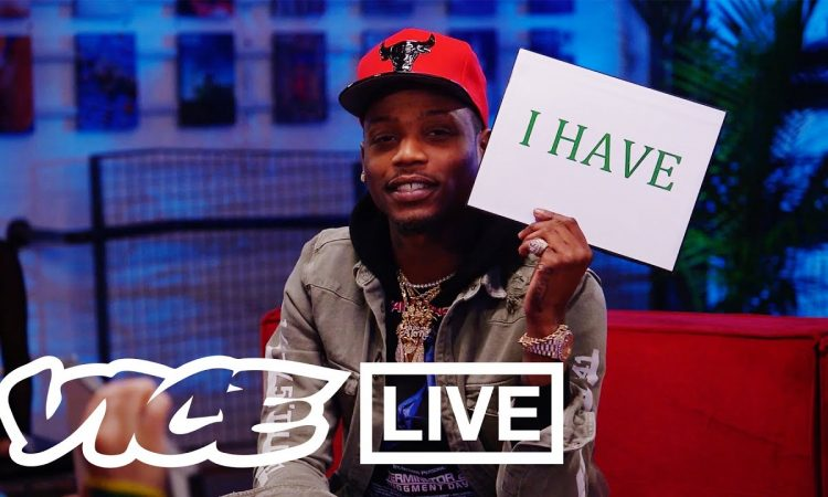 Flipp Dinero Plays 'Never Have I Ever' | VICE LIVE