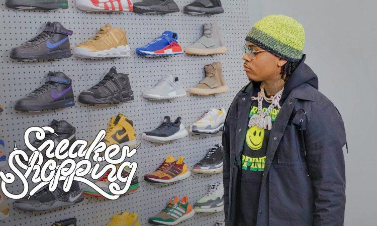 Gunna Goes Sneaker Shopping   Complex