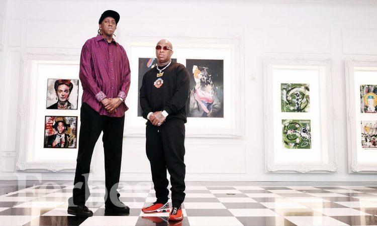 Inside Cash Money's Vault With Birdman And Slim | Forbes