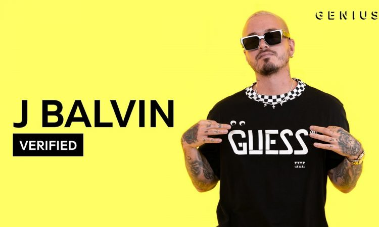 "J Balvin ""Reggaeton"" Official Lyrics & Meaning | Verified"