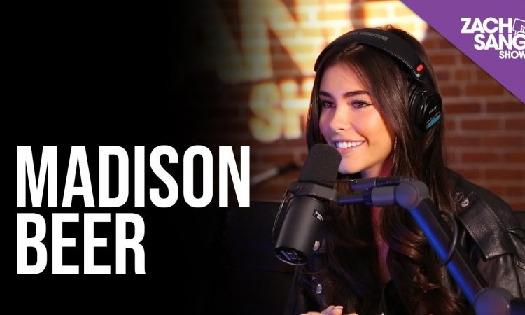 Madison Beer Talks Upcoming Album, Aliens & Social Media | Zach Sang