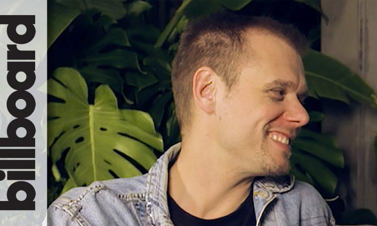 Armin van Buuren Talks New Music & Upcoming 'A State of Trance' Celebration | Billboard
