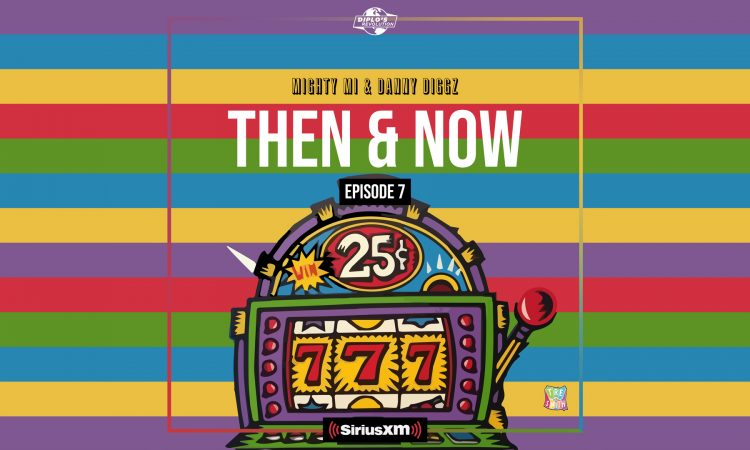 Danny Diggz & Mighty Mi Then & Now Ep. 7    Diplo's Revolution
