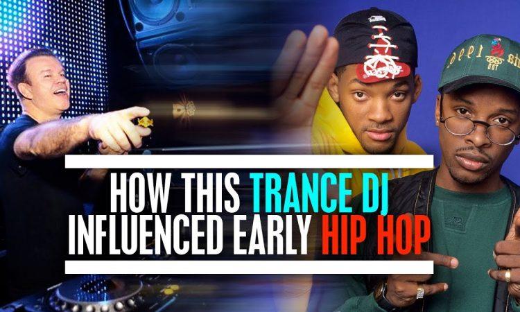 How this Trance DJ influenced early Hip Hop music |  Pri yon Joni