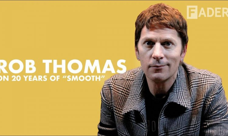 """Rob Thomas Explains the Meme-Making History of """"Smooth"""" 