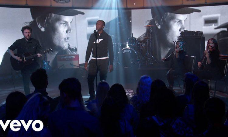 Avicii - Wake Me Up | From Jimmy Kimmel Live!