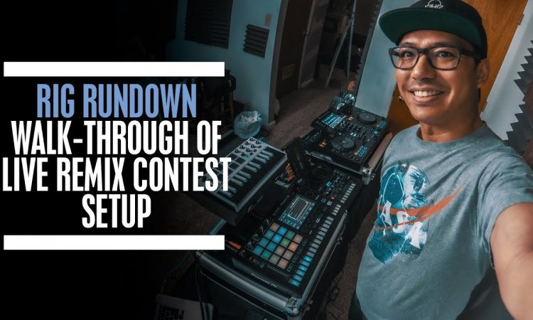 Rig Rundown - Walk-Through of Live Remix Contest Setup | Pri Yon Joni