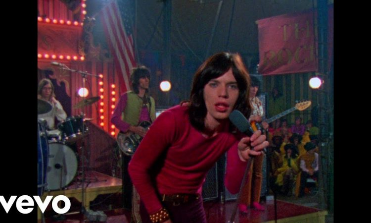 Rolling Stones - You Can't Always Get What You Want (Rock & Roll Circus 1968 4K Film Restoration)