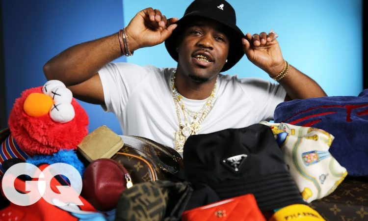 10 Things A$AP Ferg Can't Live Without   GQ