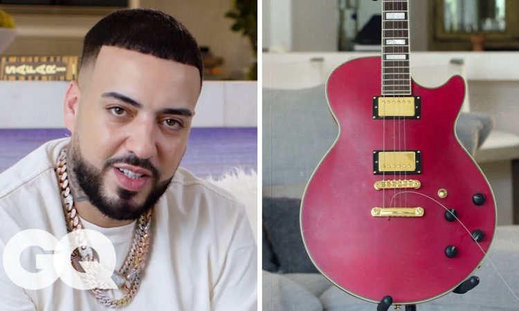 10 Things French Montana Can't Live Without   GQ