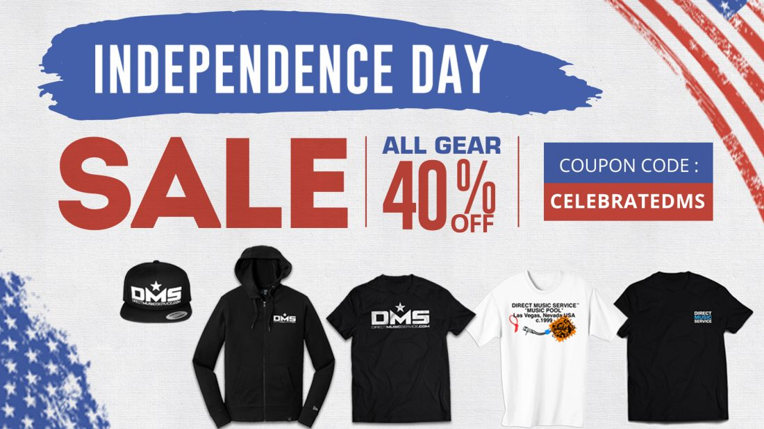 DMS 4th of July Sale!