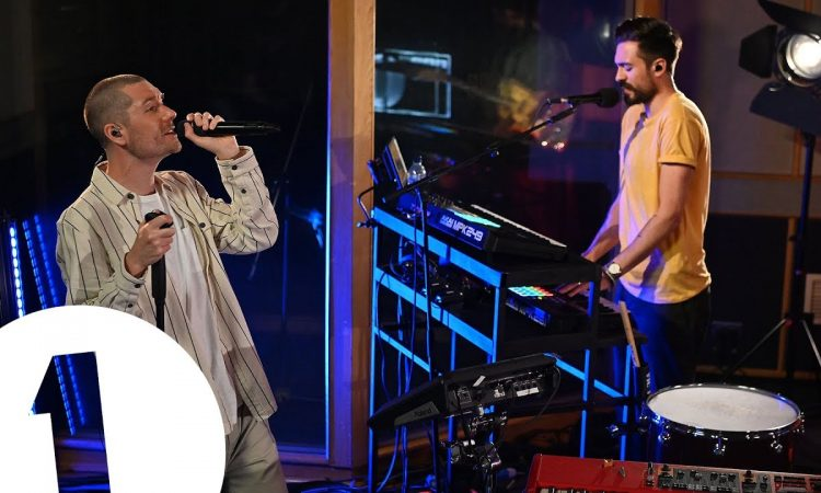 Bastille Cover Bad Guy (Billie Eilish) | Radio 1