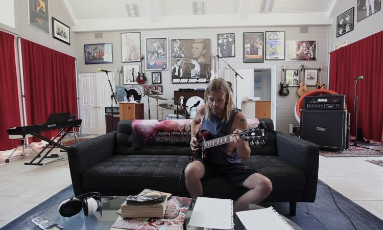 Foo Fighters Taylor Hawkins Song Demo | BAE AUDIO