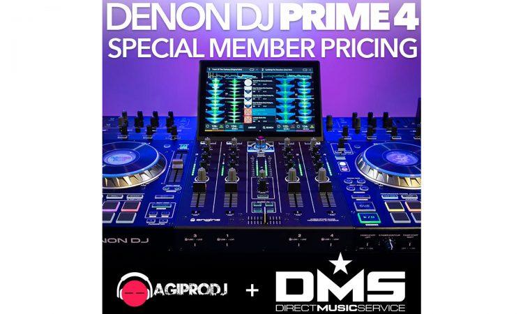 DENON DJ PRIME 4 SPECIAL MEMBER PRICING
