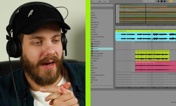 San Holo Music Production Workshop | Cymatics