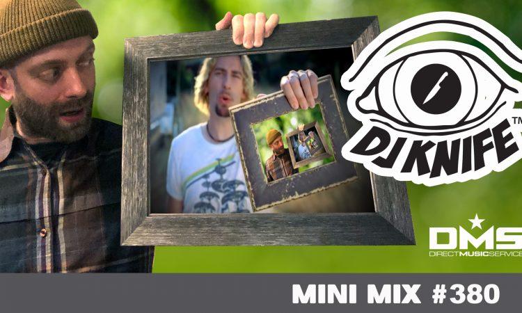 DMS MINI MIX WEEK #380 DJ KNIFE