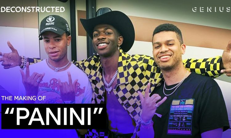 """The Making Of Lil Nas X's """"Panini"""" With Take A Daytrip 
