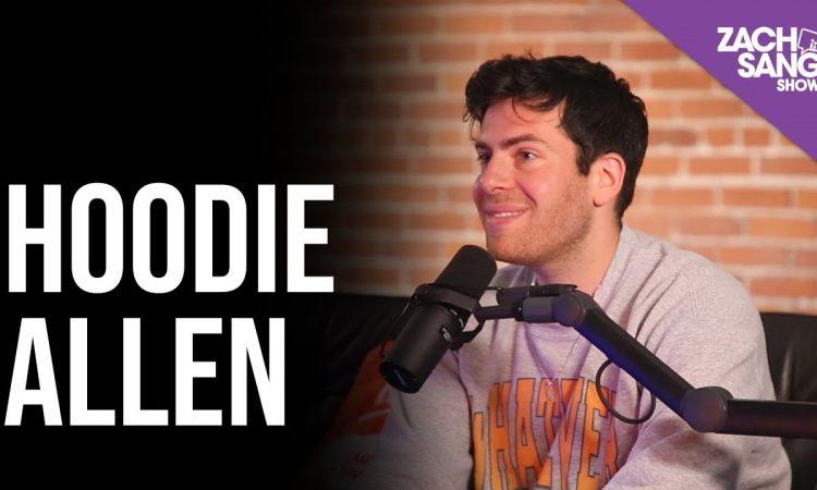 Hoodie Allen Talks New Album, Frat Rap, Ed Sheeran & Relationships | ZACH SANG