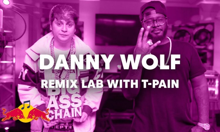 Danny Wolf and T-Pain Remix Lil Skies - i   Red Bull Remix Lab