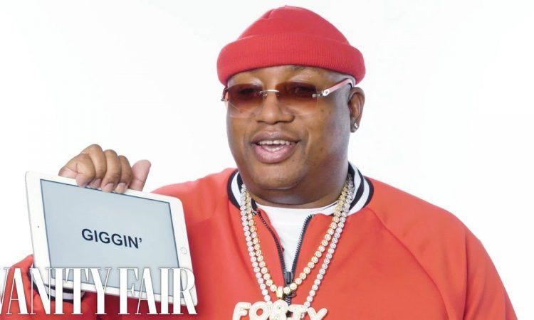 E-40 Teaches You Bay Area Slang   Vanity Fair