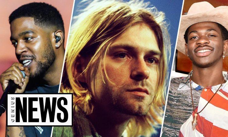 From Kid Cudi To Lil Nas X: Kurt Cobain's Impact On Hip-Hop   Genius News